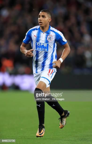 Huddersfield Town's Abdelhamid Sabiri