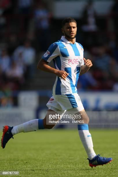 Huddersfield Town's Nahki Wells