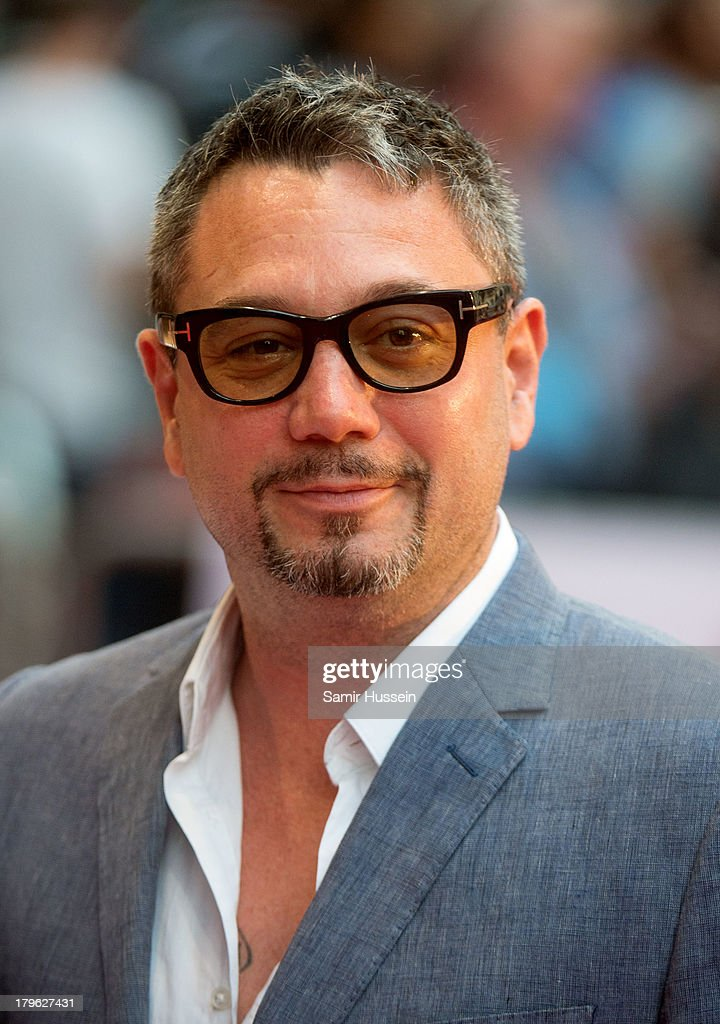 Huey Morgan attends the World Premiere of 'Diana' at Odeon Leicester Square on September 5, 2013 in London, England.