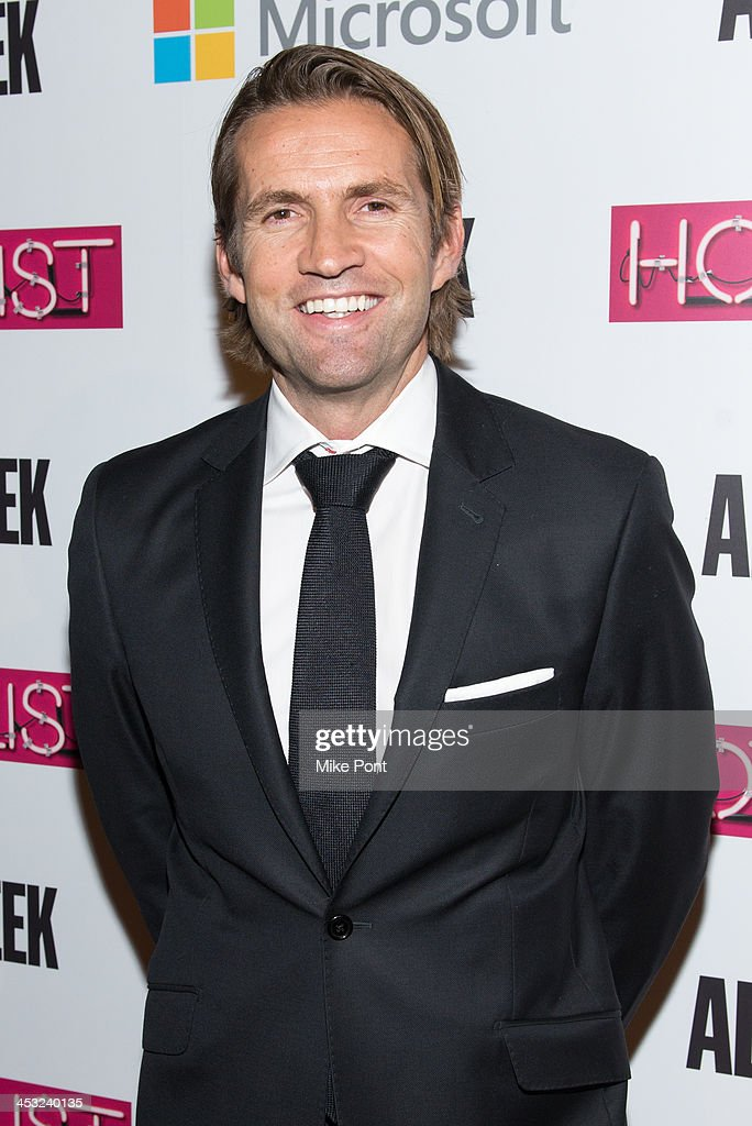 Huffington Post CEO Jimmy Marymann attends the 2013 Adweek Hot List Gala at Capitale on December 2, 2013 in New York City.