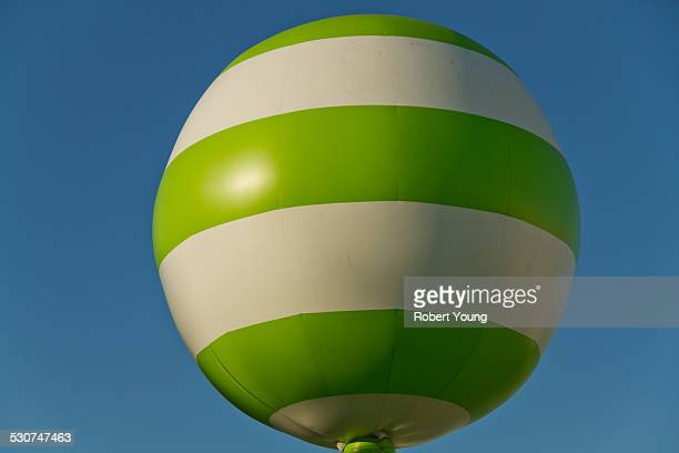 Huge ballons at festival