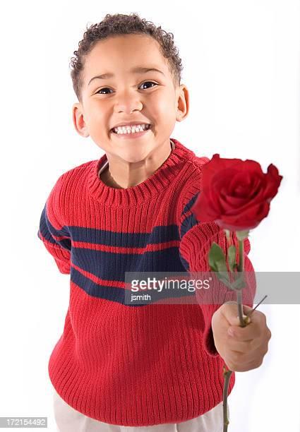 Huge Flower Smile