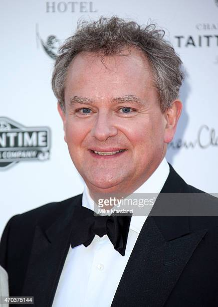 Hugh Bonneville attends A Gala Celebration in honour of Kevin Spacey at The Old Vic Theatre on April 19 2015 in London England