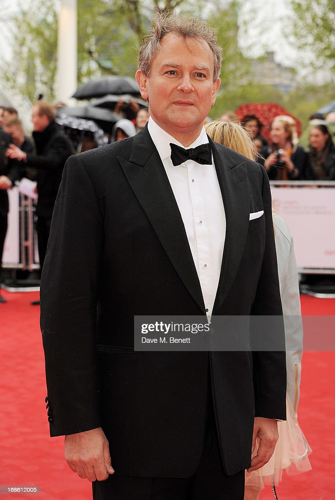 Hugh Bonneville attends the Arqiva British Academy Television Awards 2013 at the Royal Festival Hall on May 12, 2013 in London, England.