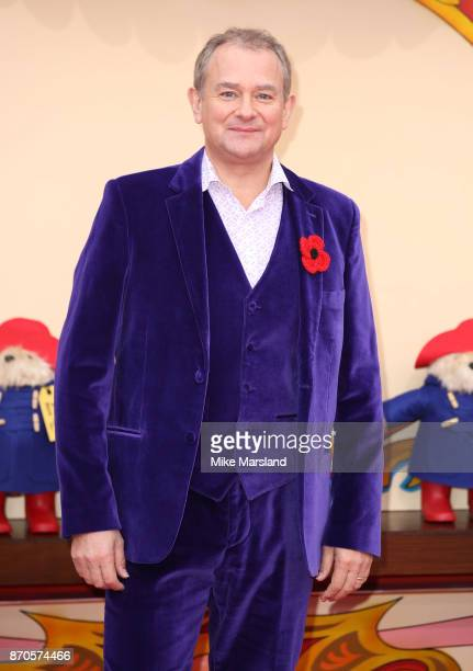 Hugh Bonneville attends the 'Paddington 2' premeire at BFI Southbank on November 5 2017 in London England
