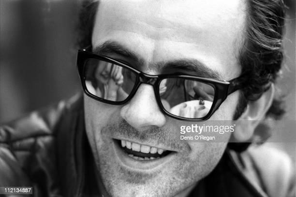 Hugh Cornwell of the Stranglers in London 1979