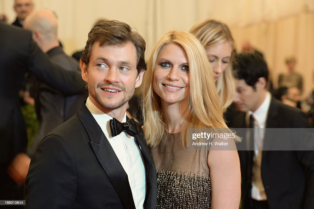 <a gi-track='captionPersonalityLinkClicked' href=/galleries/search?phrase=Hugh+Dancy&family=editorial&specificpeople=214056 ng-click='$event.stopPropagation()'>Hugh Dancy</a> and <a gi-track='captionPersonalityLinkClicked' href=/galleries/search?phrase=Claire+Danes&family=editorial&specificpeople=202666 ng-click='$event.stopPropagation()'>Claire Danes</a> attend the Costume Institute Gala for the 'PUNK: Chaos to Couture' exhibition at the Metropolitan Museum of Art on May 6, 2013 in New York City.