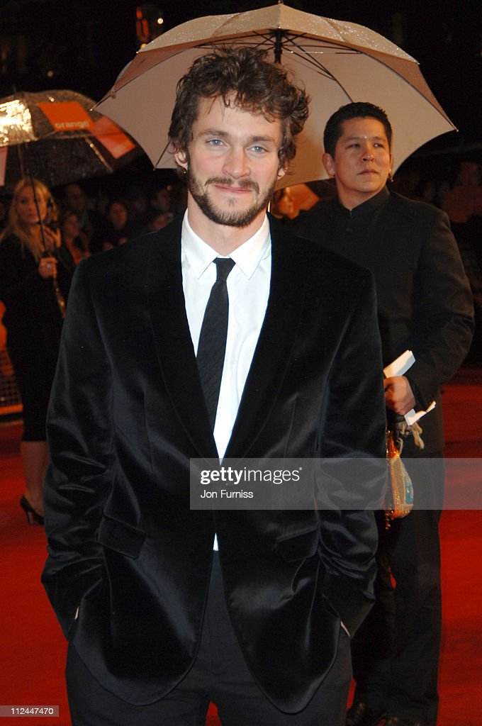 Hugh Dancy during The Orange British Academy Film Awards 2006 - Outside Arrivals at Odeon Leicester Square in London, Great Britain.