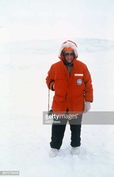 20/20 Hugh Downs in the South Pole 2/11/83 Hugh Downs journeyed to the bottom of the world Antartica the coldest continent on earth as part of a...