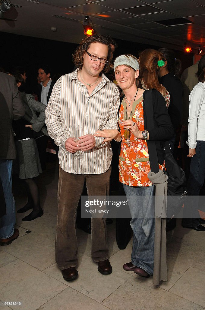 Hugh Fearnley-Whittingstall and Marie deRome