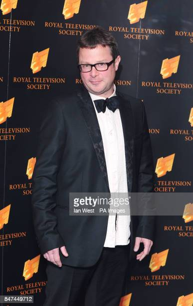Hugh FearnleyWhittingstall arrives at the Royal Television Society's RTS Programme Awards at the Grosvenor House Hotel in London