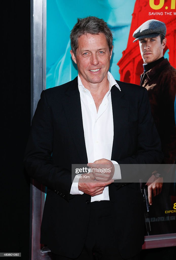 """The Man From U.N.C.L.E."" New York Premiere - Outside Arrivals"