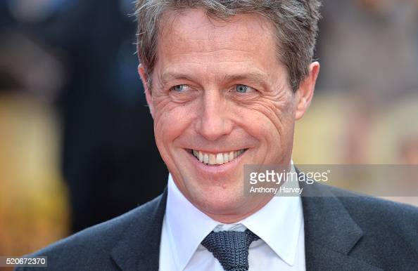 Hugh Grant attends the...