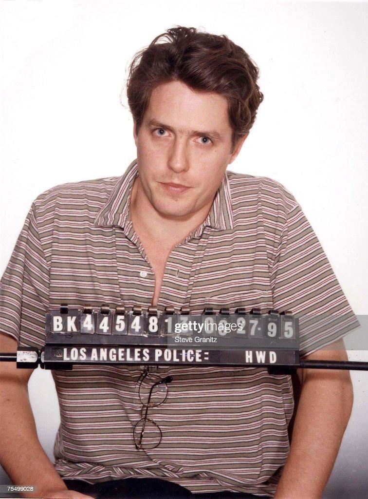 Hugh Grant in Los Angeles California