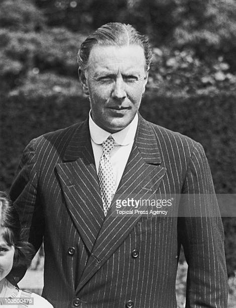 Hugh Grosvenor 2nd Duke of Westminster August 1919