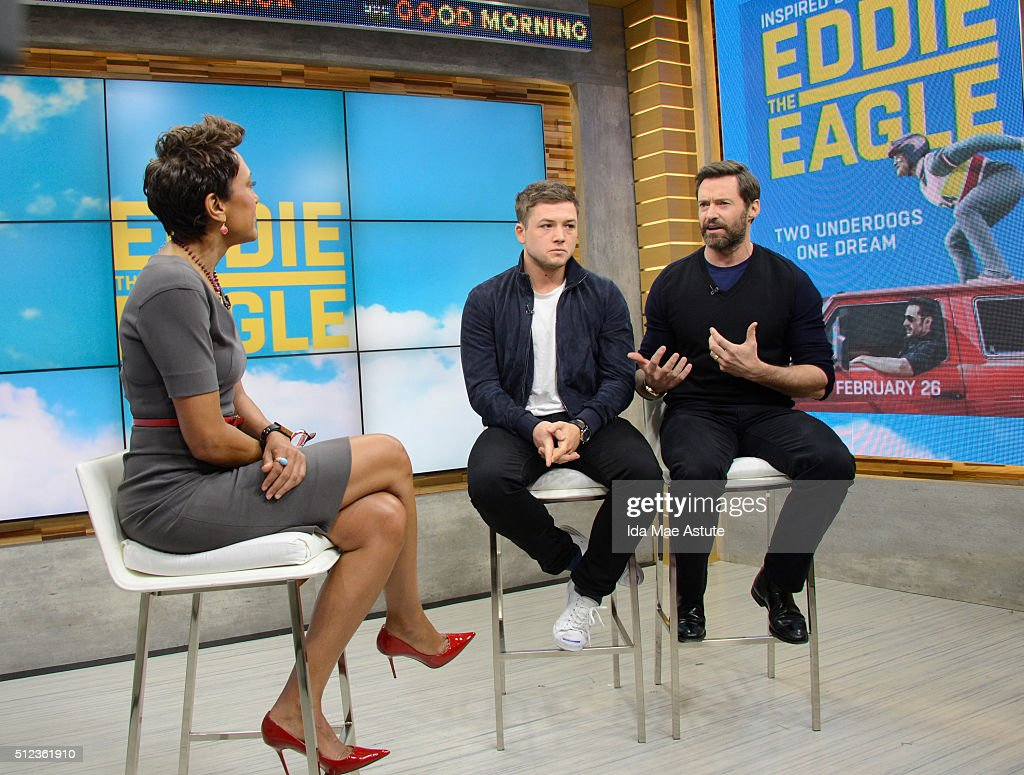Good Morning America Eagles : Abc s quot good morning america  getty images