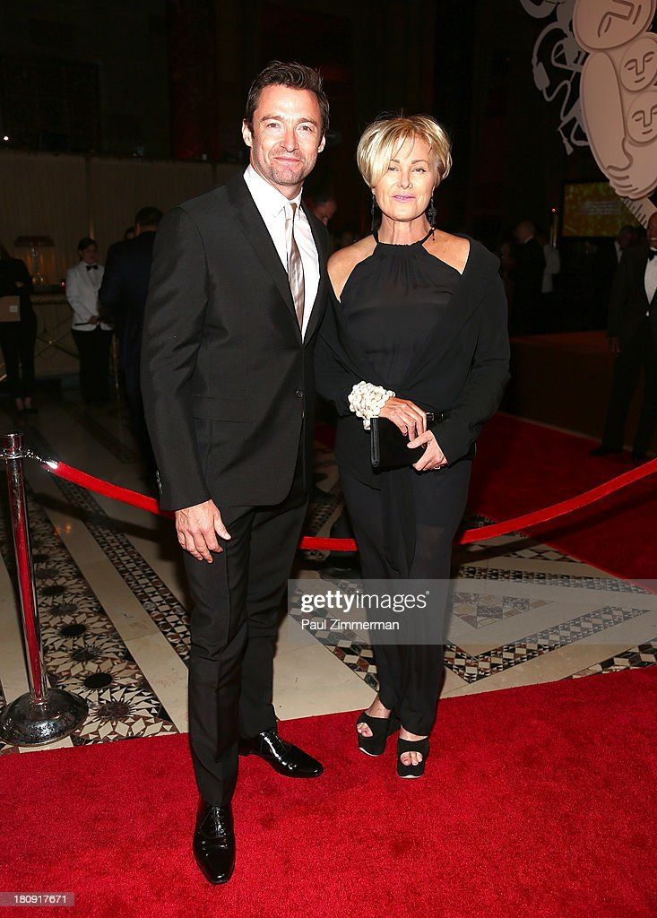 <a gi-track='captionPersonalityLinkClicked' href=/galleries/search?phrase=Hugh+Jackman&family=editorial&specificpeople=202499 ng-click='$event.stopPropagation()'>Hugh Jackman</a> (L) and wife <a gi-track='captionPersonalityLinkClicked' href=/galleries/search?phrase=Deborra-Lee+Furness&family=editorial&specificpeople=542814 ng-click='$event.stopPropagation()'>Deborra-Lee Furness</a> attend the 14th Annual New Yorkers For Children Fall Gala at Cipriani 42nd Street on September 17, 2013 in New York City.