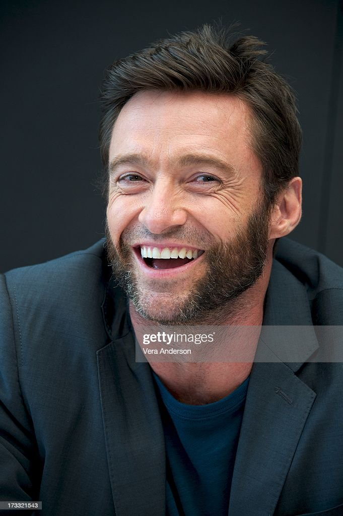 <a gi-track='captionPersonalityLinkClicked' href=/galleries/search?phrase=Hugh+Jackman&family=editorial&specificpeople=202499 ng-click='$event.stopPropagation()'>Hugh Jackman</a> at 'The Wolverine' Press Conference at the Mandarin Oriental Hotel on July 11, 2013 in New York City.