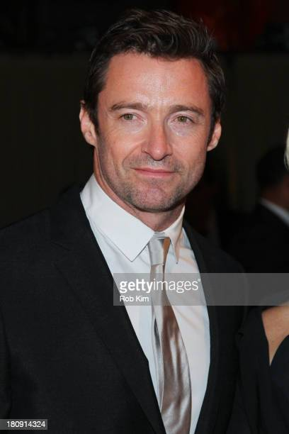 Hugh Jackman attends New Yorkers For Children Presents 14th Annual Fall Gala benefiting youth in foster care at Cipriani 42nd Street on September 17...