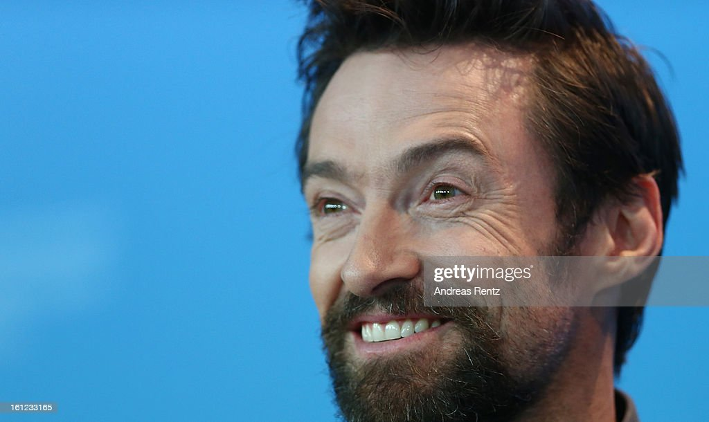 <a gi-track='captionPersonalityLinkClicked' href=/galleries/search?phrase=Hugh+Jackman&family=editorial&specificpeople=202499 ng-click='$event.stopPropagation()'>Hugh Jackman</a> attends the 'Les Miserables' Photocall during the 63rd Berlinale International Film Festival at Grand Hyatt Hotel on February 9, 2013 in Berlin, Germany.