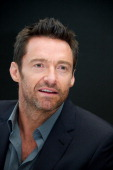 Hugh Jackman attends the 'Les Miserables' press conference at the Ritz Carlton Hotel on December 3 2012 in New York City