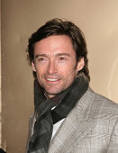 Hugh Jackman attends the opening night of 'God of Carnage' on Broadway at the Bernard Jacobs Theatre on March 22 2009 in New York City