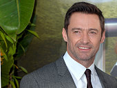 Hugh Jackman attends the World Premiere of 'Pan' at Odeon Leicester Square on September 20 2015 in London England