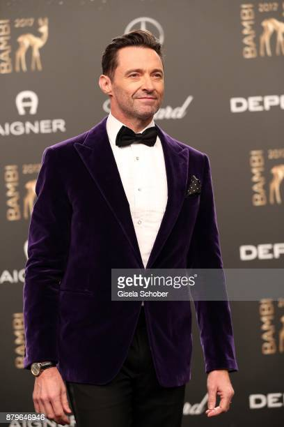 Hugh Jackman during the Bambi Awards 2017 at Stage Theater on November 16 2017 in Berlin Germany