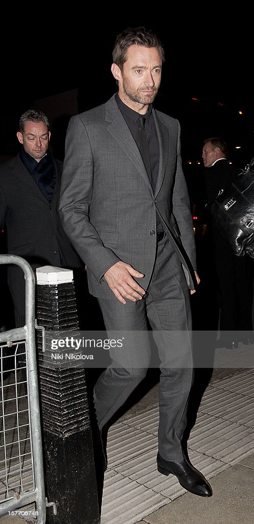 <a gi-track='captionPersonalityLinkClicked' href=/galleries/search?phrase=Hugh+Jackman&family=editorial&specificpeople=202499 ng-click='$event.stopPropagation()'>Hugh Jackman</a> sighting on December 5, 2012 in London, England.
