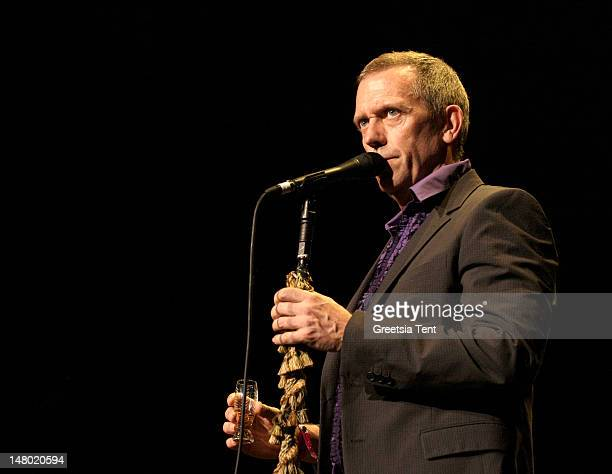 Hugh Laurie performs at the North Sea Jazz Festival at Ahoy on July 7 2012 in Rotterdam Netherlands