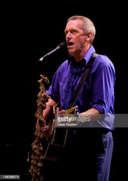 Hugh Lawrie performs at Theatre Antique during Jazz A Vienne 2012 on July 12 2012 in Vienne France