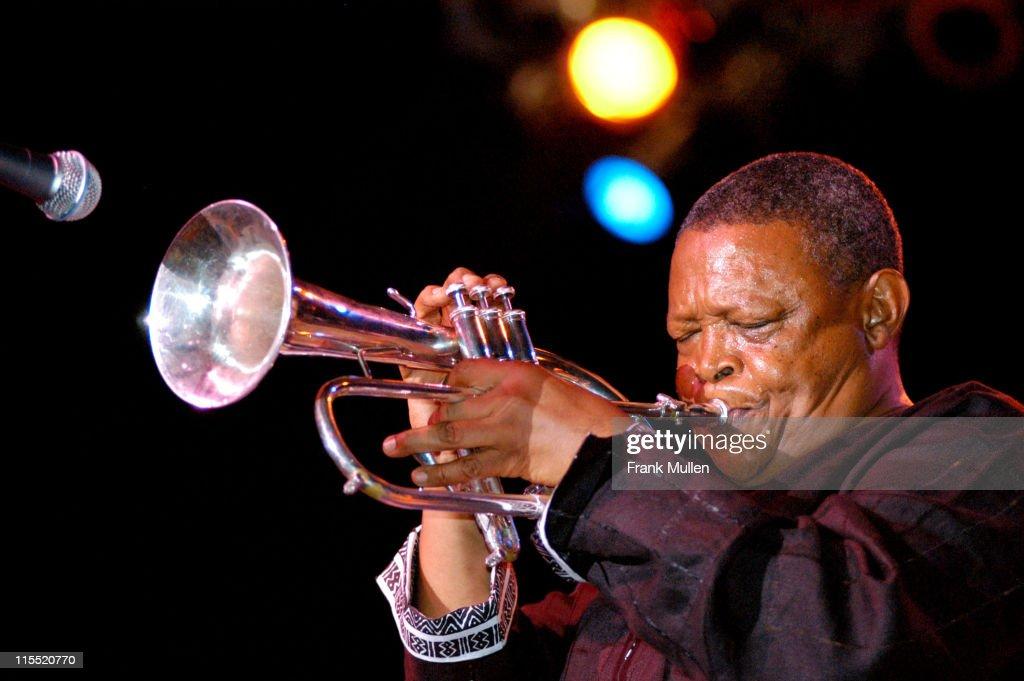 2004 Atlanta Jazz Festival  Kickoff Featuring Arturo Sandoval and Hugh Masekela