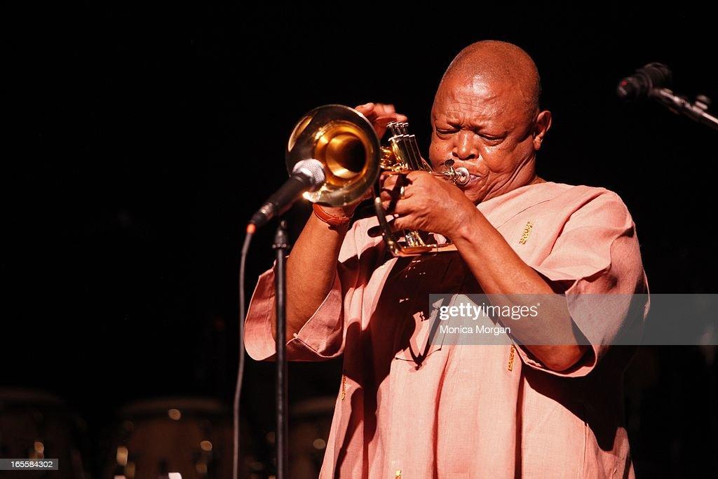 Hugh Masekela In Concert