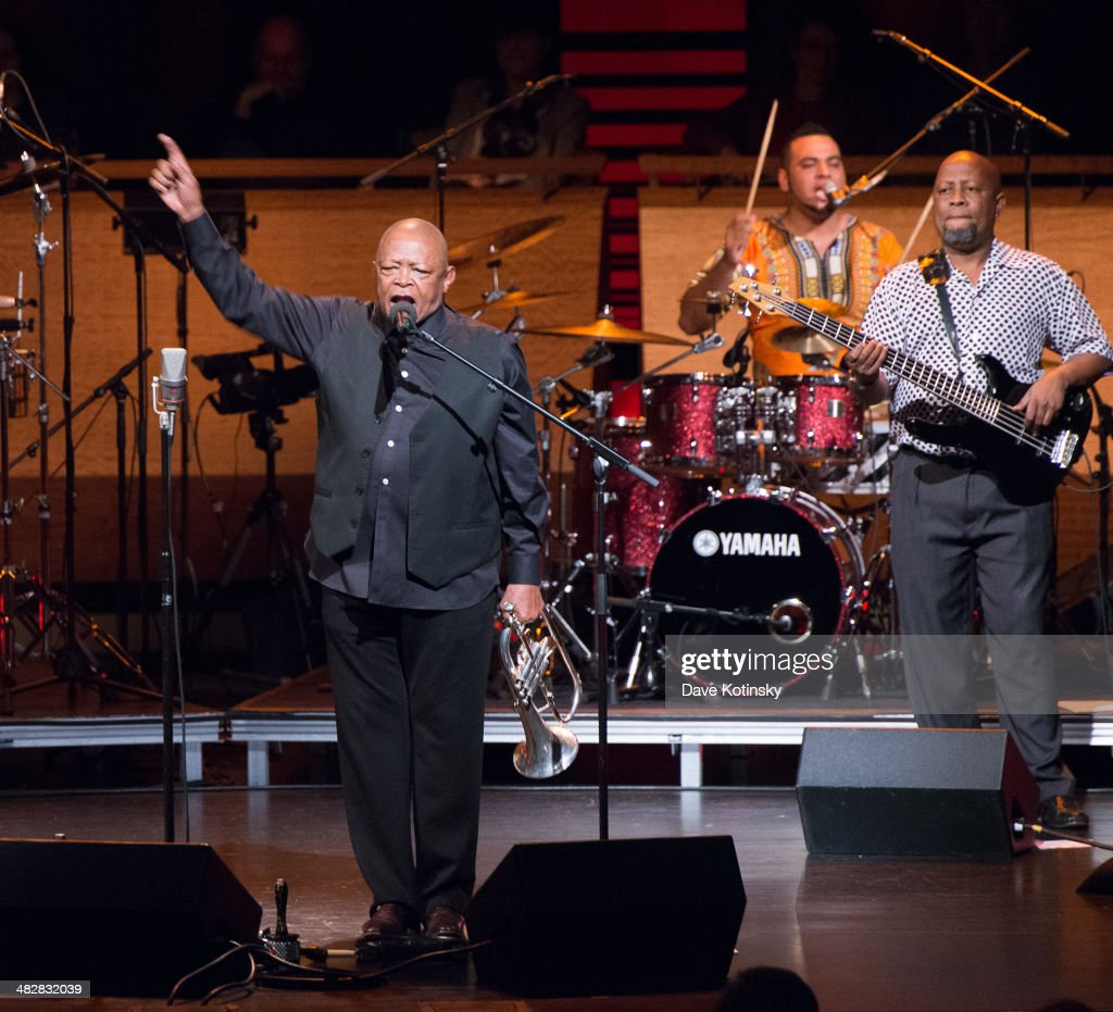 Hugh Masekela With Special Guest Paul Simon In Concert