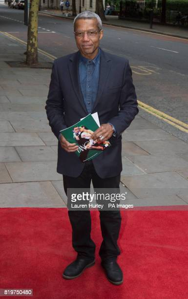 Hugh Quarshie attending the opening night of Sadleracircs Wells summer tango spectacular Tanguera in London