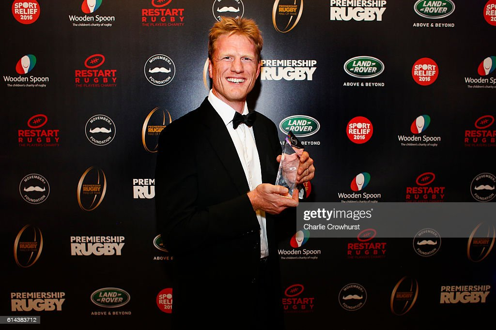 Premiership Rugby Hall of Fame Dinner