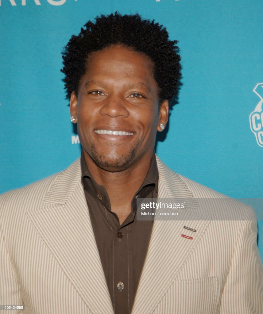 DL Hughley during 2005/2006 MTV Networks UpFront at The Theatre at ...