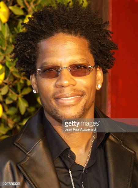 DL Hughley during Diet Coke With Lemon Celebrates '40 Years of Laughter at The Improv' NBC TV Special Airing September 3rd at The Improv in Los...