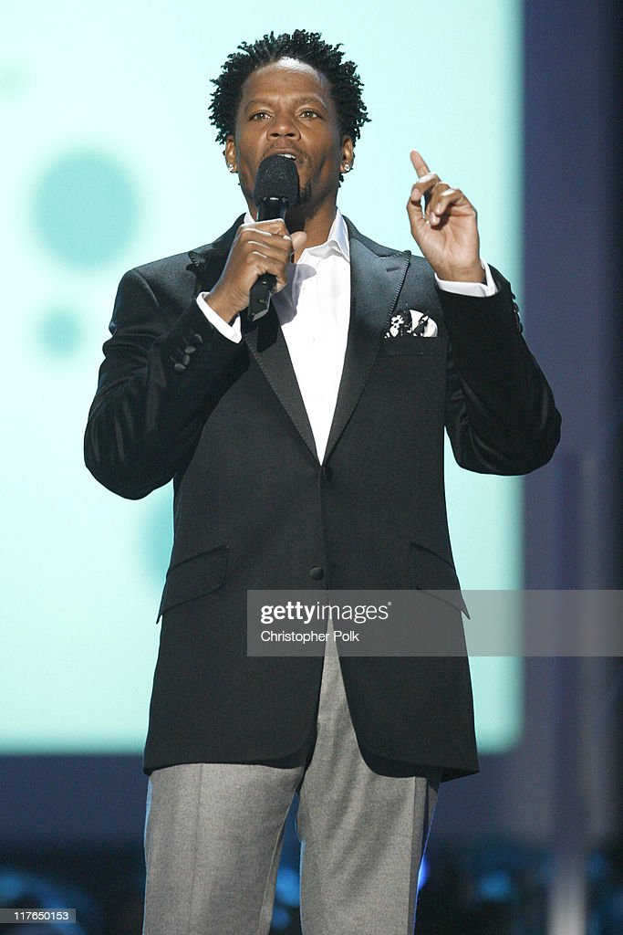 DL Hughley host during VH1 Big in '06 Show at Sony Studios in Los Angeles California United States