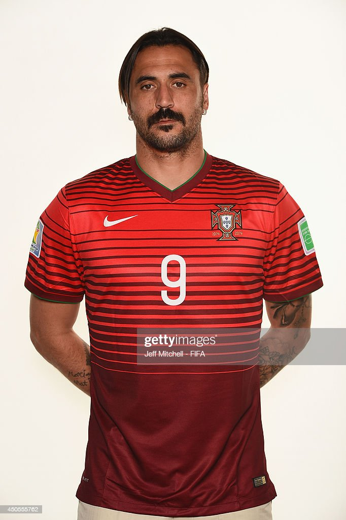 Portugal portraits 2014 fifa world cup brazil getty images for Hugo almeida