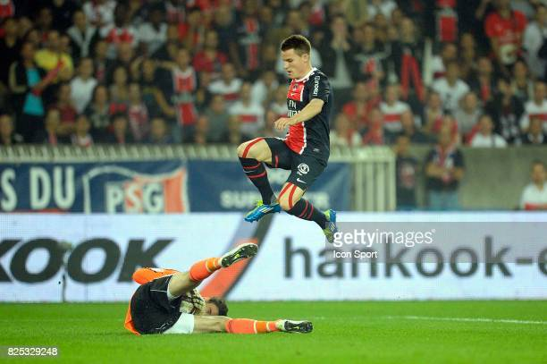 Hugo LLORIS / Kavin GAMEIRO Paris Saint Germain / Lyon 9e journee Ligue 1