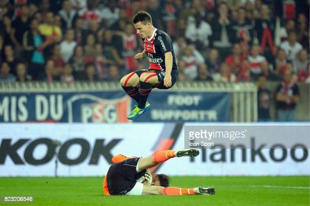 Hugo LLORIS / Kevin GAMEIRO Paris Saint Germain / Lyon 9e journee Ligue 1