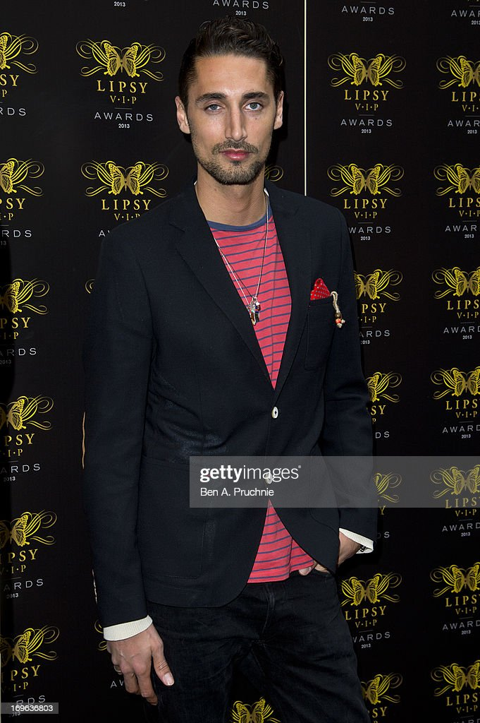 Hugo Taylor attends the Lipsy VIP Fashion Awards 2013 at Dstrkt on May 29, 2013 in London, England.