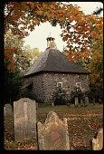 Huguenotic Church in Hudson River Valley
