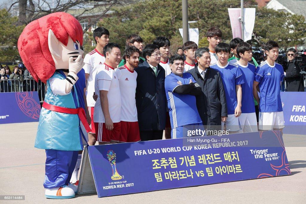 Draw Of FIFA U-20 World Cup Korea Republic 2017 - Previews