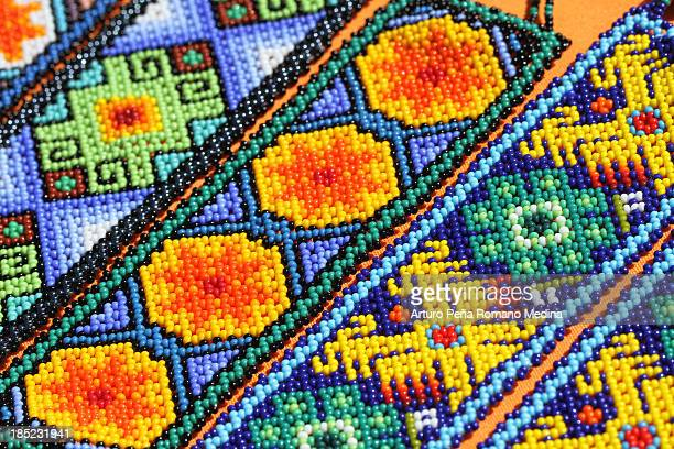 Huichol handicraft