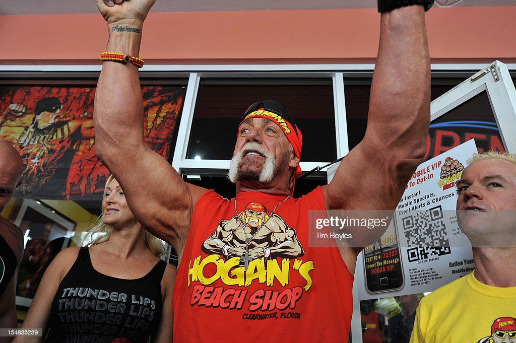 hulk hogan beach shop clearwater fl