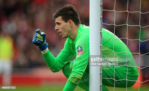 Hull City goalkeeper Eldin Jakupovic