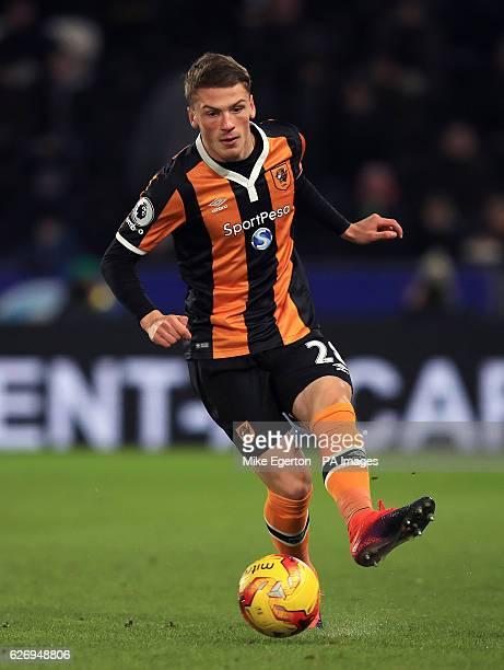 Hull City's Josh Tymon