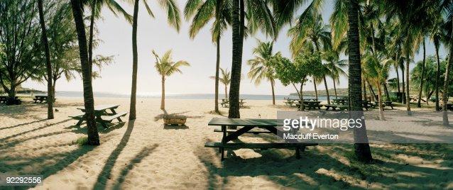 Hulopoe Beach : Stock Photo